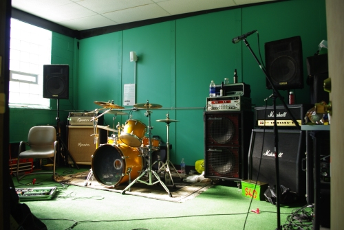 attic room ideas - Rental Rates for Rehearsal Space and Practice Rooms